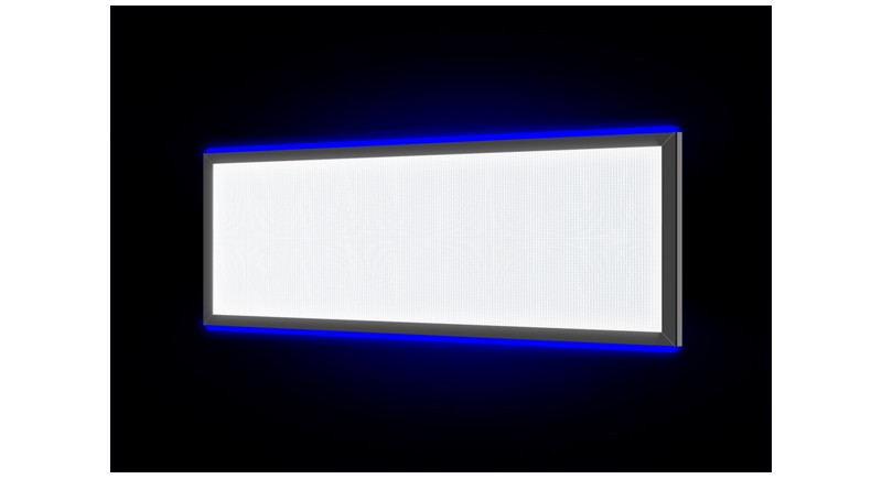 Crystal LED Рамки, Single color