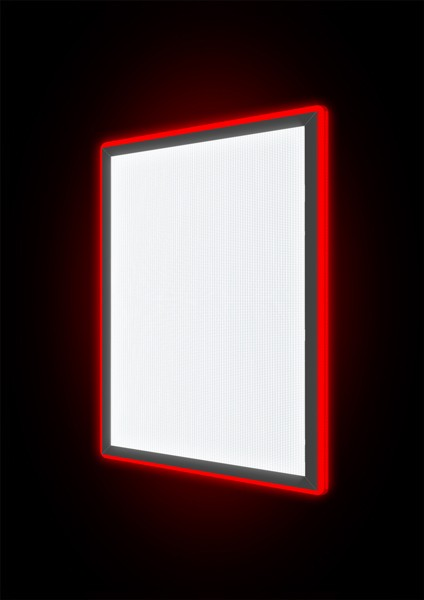 Crystal LED Рамки, Single color