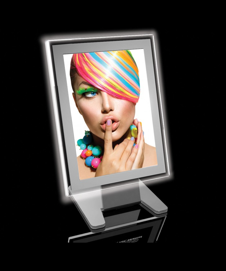 Crystal Frame Ultra Slim, Desktop