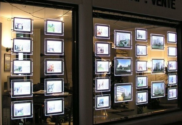 LED Frames Cable Display